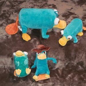 Disney platypus